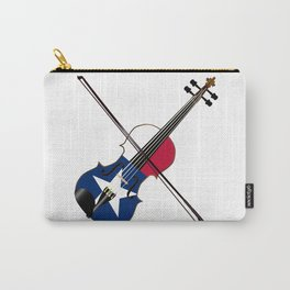 Texas Fiddle Carry-All Pouch