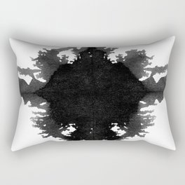 Rorschach    Rectangular Pillow