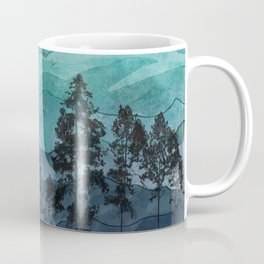 Mountains II Coffee Mug