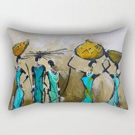 African Pride Rectangular Pillow