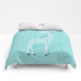 Animal Kingdom: Giraffe II Comforters
