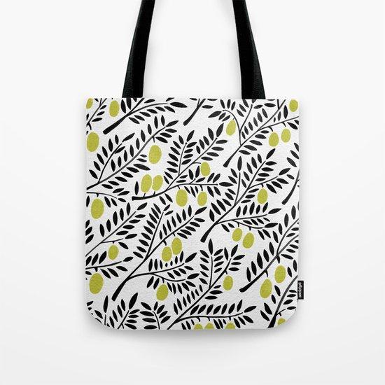 Little Lemons Tote Bag