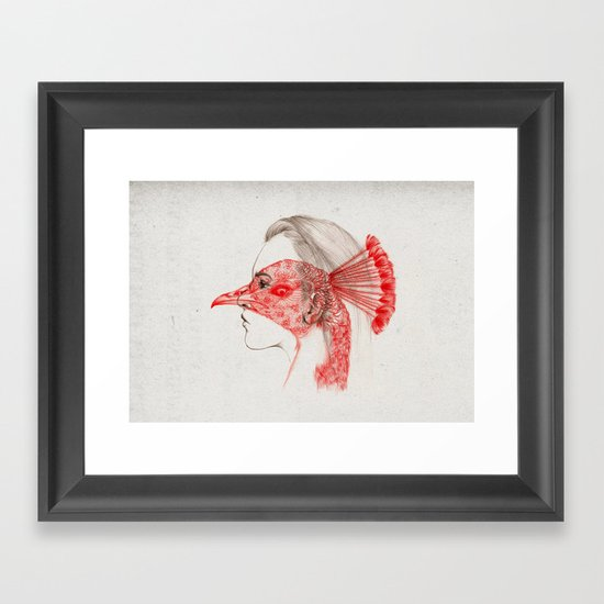 Wildlife VIII Framed Art Print