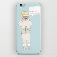 mmm... iPhone & iPod Skin