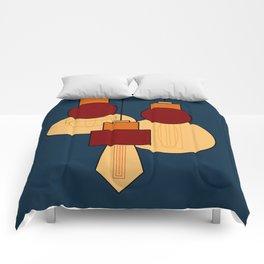 Bulbs Comforters