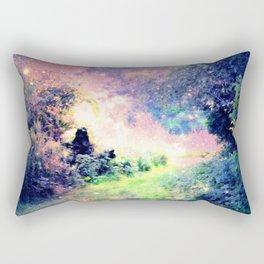 Pastel Fantasy path Rectangular Pillow
