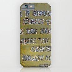 Pickup Lines - Golden Baby Slim Case iPhone 6s