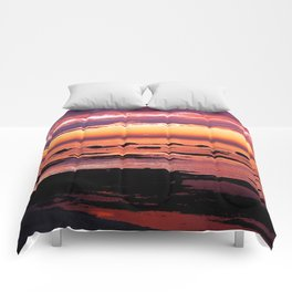Sainte-Anne-Des-Monts Signature Sunset Comforters