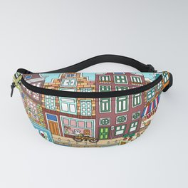 Amsterdam Fanny Pack