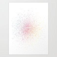 Fantastic Noise Art Print