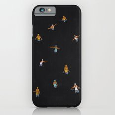 Black swim iPhone 6 Slim Case