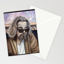 The Dude Stationery Cards