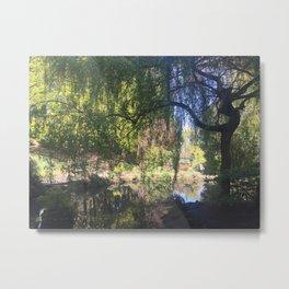 Peasholm Park 1 Metal Print
