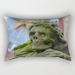 The Death   Der Tod Rectangular Pillow