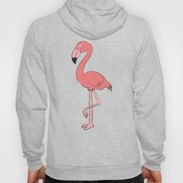 Flamingo Gifts Costume Dress Clipart Drawing Party Hoody