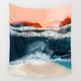 water world Wall Tapestry
