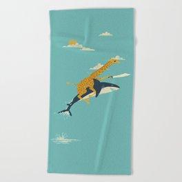 Onward! Beach Towel
