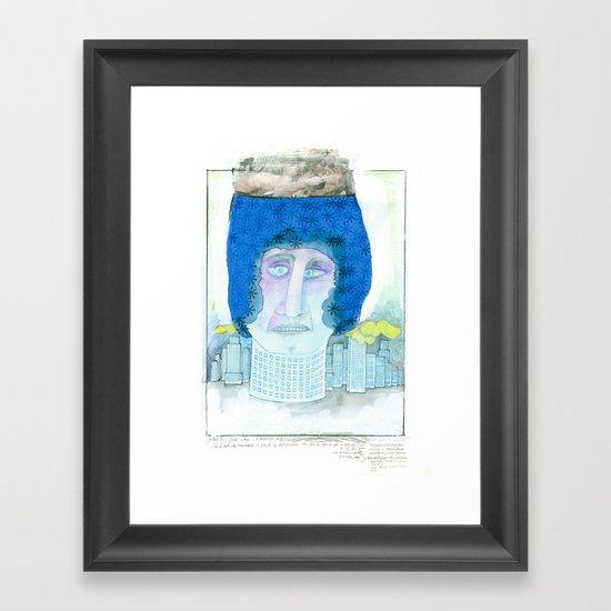Fantasies Framed Art Print