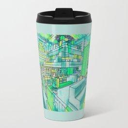 Blocks and more blocks Travel Mug