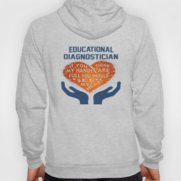 Educational Diagnostician Hoody