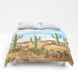 Painted Desert 4 Comforters