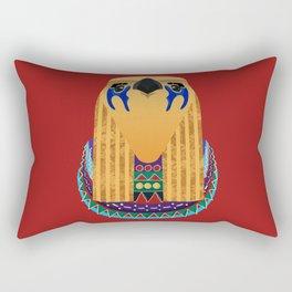 Horus Chain Rectangular Pillow