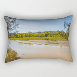 Theodore Roosevelt National Park North Unit, North Dakota 1 Rectangular Pillow