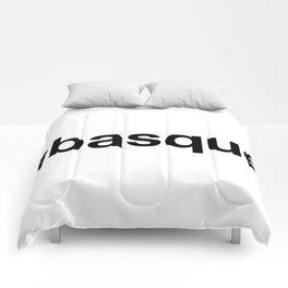 BASQUE Comforters