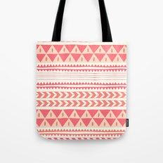 Winter Stripe II Tote Bag
