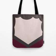 Deanna Troi - Minimalist Star Trek TNG The Next Generation - 1701 D - startrek - Trektangles Tote Bag