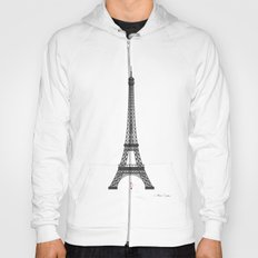 Eiffel Tower - First Kiss Hoody