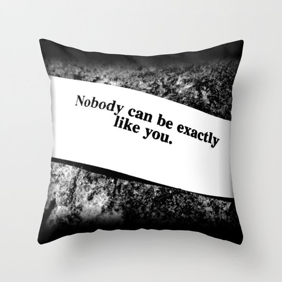 The Fortune Throw Pillow