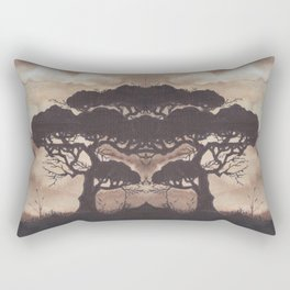 The Story Tree Rectangular Pillow