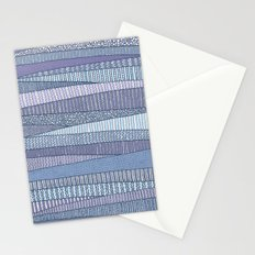 Winter Fields Stationery Cards