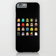 pac man iPhone 6 Slim Case