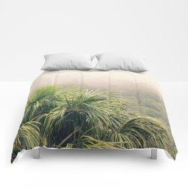 Rainforest Fog Comforters