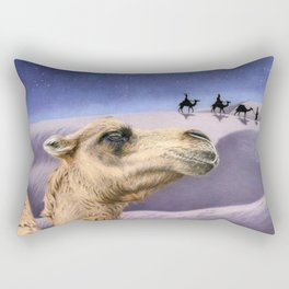 Holy Night Rectangular Pillow