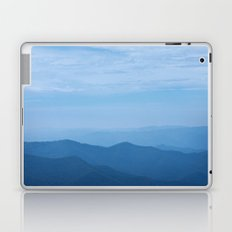 Blue Ridge Mountains Laptop & iPad Skin