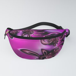 Cherry Wine Fanny Pack