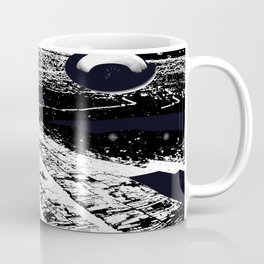 Midnight Over The Mouth Of The Mekong Coffee Mug