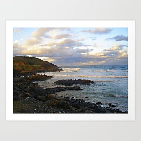 Coffs Harbour 2 Art Print