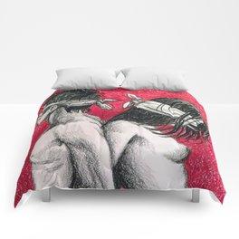 firing squad Comforters
