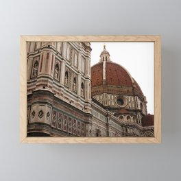Duomo Arigato Framed Mini Art Print