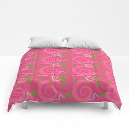 Fiesta - Hot Pink Comforters