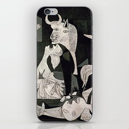 GUERNICA #1 - PABLO PICASSO iPhone Skin