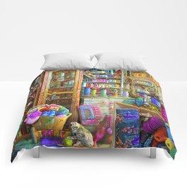 Kitty Heaven Comforters