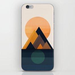 Twin Sun iPhone Skin