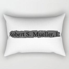 Mueller Report Rectangular Pillow