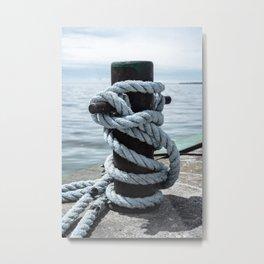Docked Metal Print