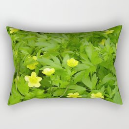 Beauty in Bloom 1 Rectangular Pillow